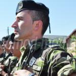 FOTO-VIDEO: Erou tanchist, omagiat cu onor militar la Gura Şuţii
