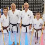 KARATE: Sportivii CS Koryo Dragomireşti, medaliaţi cu aur la Barcelona...