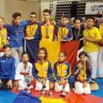 KARATE: Munteanu Sport Club Târgovişte, trei medalii obţinute la Barce...