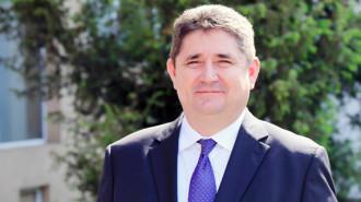 Marius Caraveţeanu - primarul oraşului Răcari