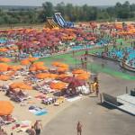 TÂRGOVIŞTE: Complexul Turistic de Nataţie, un an de la inaugurare!
