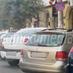 TÂRGOVIŞTE: Indicatoarele rutiere, nimicuri pentru unii şoferi!
