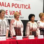 EVENIMENT: Portul popular romanesc, promovat la Scoala de Vara OFSD
