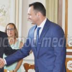 ACORD: Înfrăţire istorică între municipalităţile Târgovişte şi Castell...