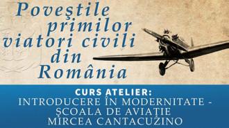 afis istoria aviatiei