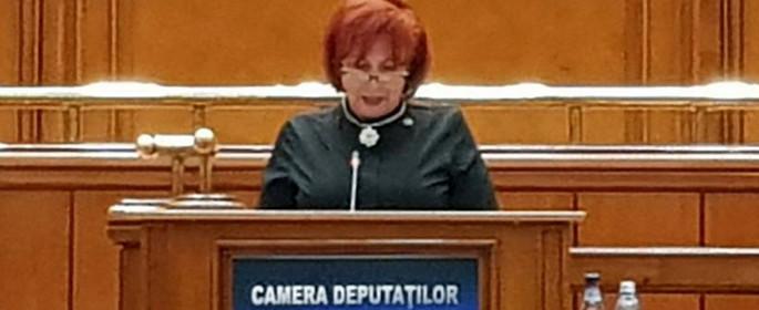 Carmen Holban - deputat PSD de Dâmboviţa