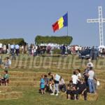 FOTO: Ceremonial emoţionat dedicat eroilor neamului la Runcu!