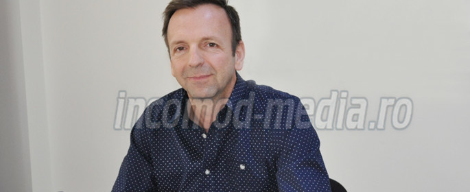 Cezar Dincă - director adjunct AJOFM Dâmboviţa