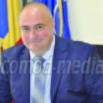 Dănuţ Gabriel Sandu - primarul comunei Voineşti