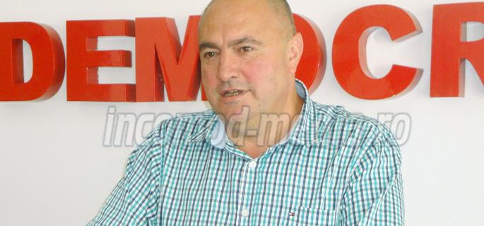 Dănuţ Gabriel Sandu - primar comuna Voineşti şi vicepreşedinte PSD Dâmboviţa