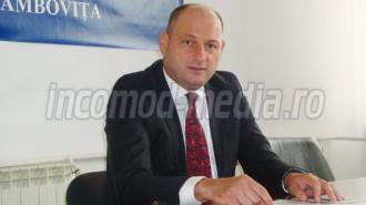 Dragoş Rusu - şef AJFP Dâmboviţa