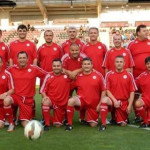 FOTBAL: Old Boys Dinamo 2000 București, meci spectacol pe 7 septembrie...