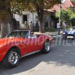 FOTO: Maşini de epocă, pentru prima dată în paradă la Pucioasa!