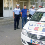 ŞOFER din Giurgiu, REŢINUT după ce a accidentat doi biciclişti în Dâmb...