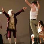 DÂMBOVIŢA: Molière s-a jucat la Gura Ocniţei!