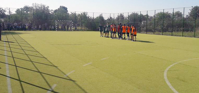 teren sport scoala corbii mari