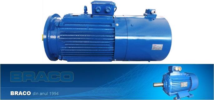 braco motoare electrice
