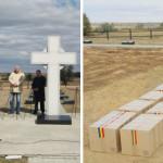 SFIDARE: Rămăşiţele ostaşilor români, reînhumate în cutii de carton şi...