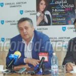 TÂRGOVIŞTE: Pregătirile pentru Festivalul Naţional Laura Stoica sunt p...