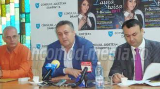 De la stânga la dreapta: Alexandru Stoica - Alexandru Oprea - Ionuţ Lăscaie