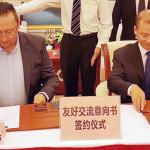 COLABORARE: Primarul Pucioasei caută în China modele pentru dezvoltare...