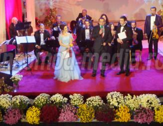 """FOTO: Festival Naţional """"Crizantema de Aur"""" duce numele municipiului Târgovişte departe în lume!"""