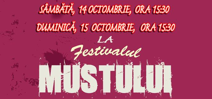 festivalul mustului gaesti
