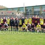 INIŢIATIVĂ: Meci de fotbal pentru promovarea comportamentului fairplay...