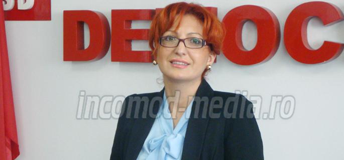 Oana Vlăducă - deputat PSD de Dâmboviţa