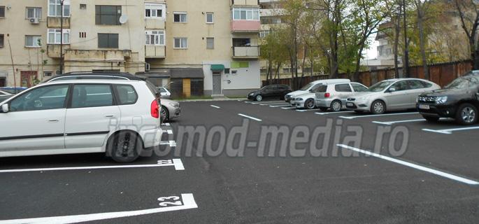 parcare semper targoviste 1