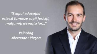 psiholog Alexandru Plesea