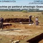 DÂMBOVIŢA: Profită de vizitele ghidate în şantierul arheologic de la G...