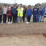 DÂMBOVIŢA: Şantierul arheologic de la Geangoeşti este deschis publicul...