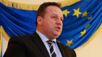 Vasile Iliuţă - preşedinte CJ Călăraşi (Sursa foto: Facebook)