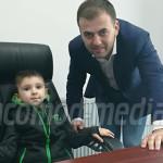 VIZITĂ: Micuţii din comuna Răzvad vor să se facă... primari!