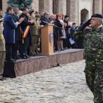 DÂMBOVIŢA: Mesaje de felicitare cu prilejul Zilei Armatei Române
