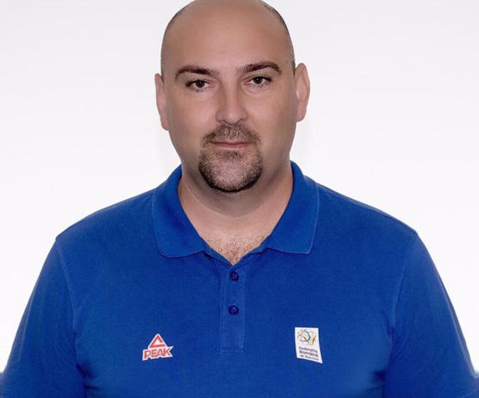 cătălin Tănase - antrenor CSM Târgovişte