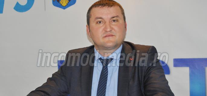 Claudiu Mănescu - director Direcţia Judeţeană pentru Sport şi Tineret Dâmboviţa