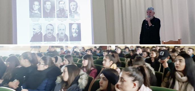 conferinta anticomunisti campulung