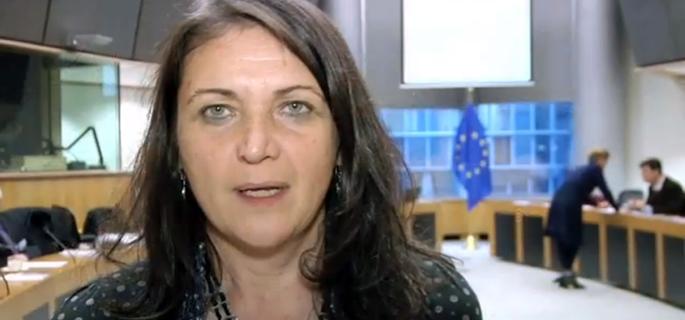 Cristina Herţia (Sursa foto: captură YouTube)