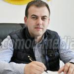 DÂMBOVIŢA: Primarul de la Răzvad cere constructorului să urgenteze luc...