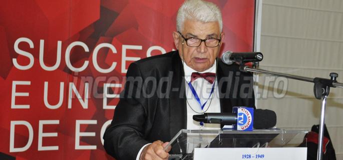 Gelu Rusescu - preşedintele Camerei de Comerţ, Industrie şi Agricultură Dâmboviţa