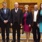 AGENDĂ: Ambasadorul Irlandei, în dialog cu parlamentarii români! Urmea...