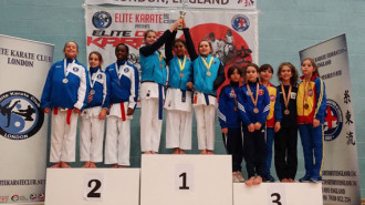karate londra 1 cs targoviste