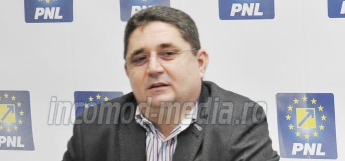 Marius Caraveţeanu - preşedinte PNL Dâmboviţa