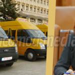 DÂMBOVIŢA: Demers parlamentar pentru dotarea localităţilor cu microbuz...