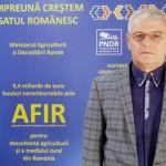 Claudiu Cezar Popescu - director general adjunct Centrul Regional 3 Sud Muntenia