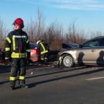 TELEORMAN: Accident rutier cu trei victime pe DN6, din  cauza unei dep...