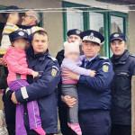 DÂMBOVIŢA: Moş Crăciun a ajuns la familii nevoiaşe, cu sprijinul janda...