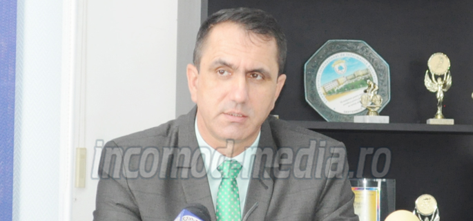 comisar şef Danil Zepişi - inspector şef IPJ Dâmboviţa